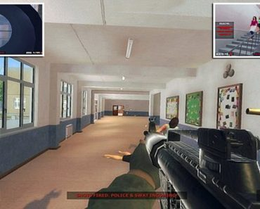 active shooter video game backlash