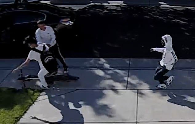 kid jumped by teens for air jordans and iphone
