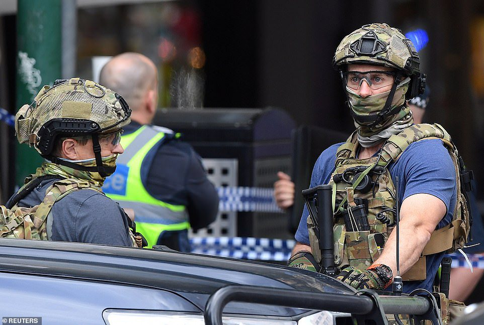 ISIS attack in melbourne