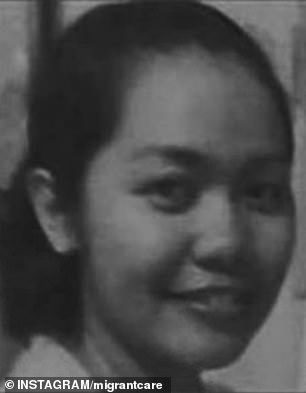 Indo maid execution in Saudi Arabia