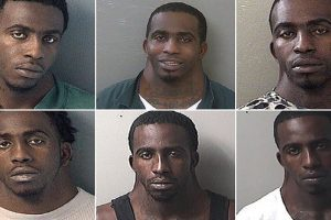 McDowell arrest