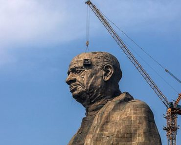 statue of unity funds