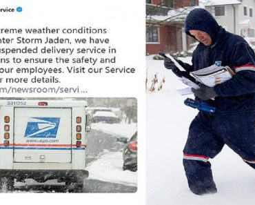 USPS delivery suspension