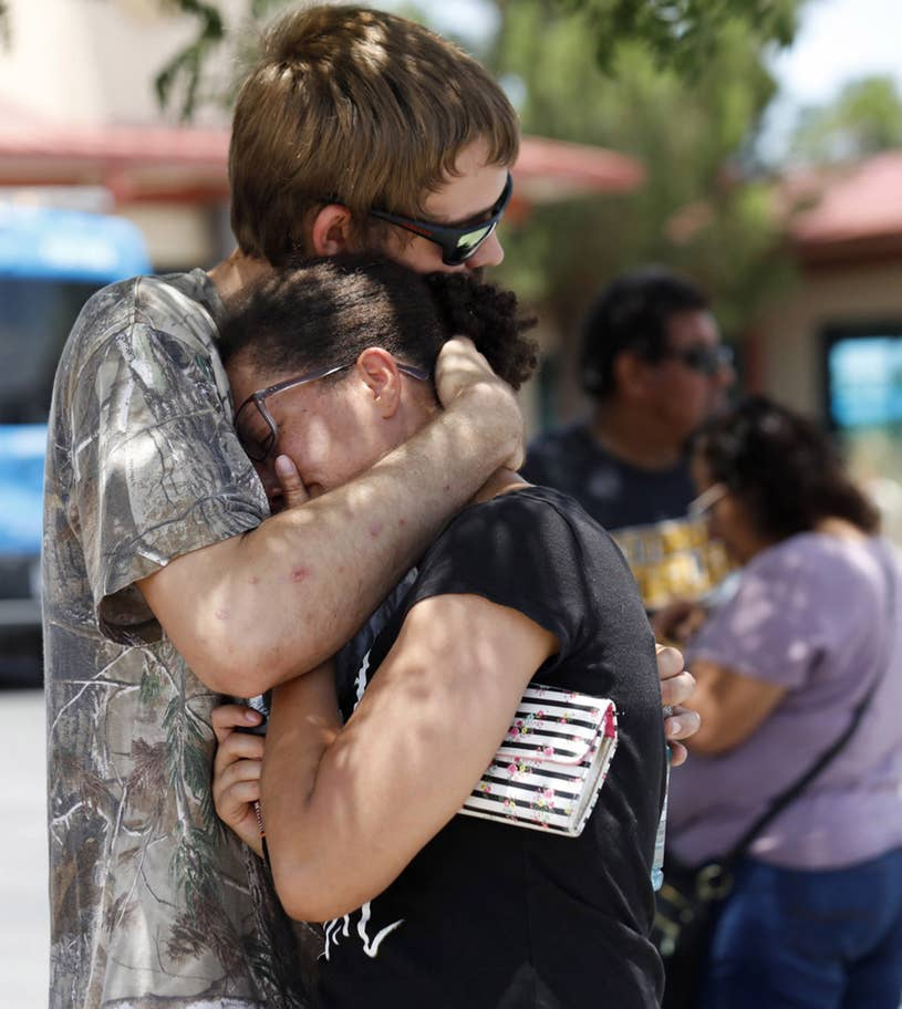 el paso shooting victims immigration status