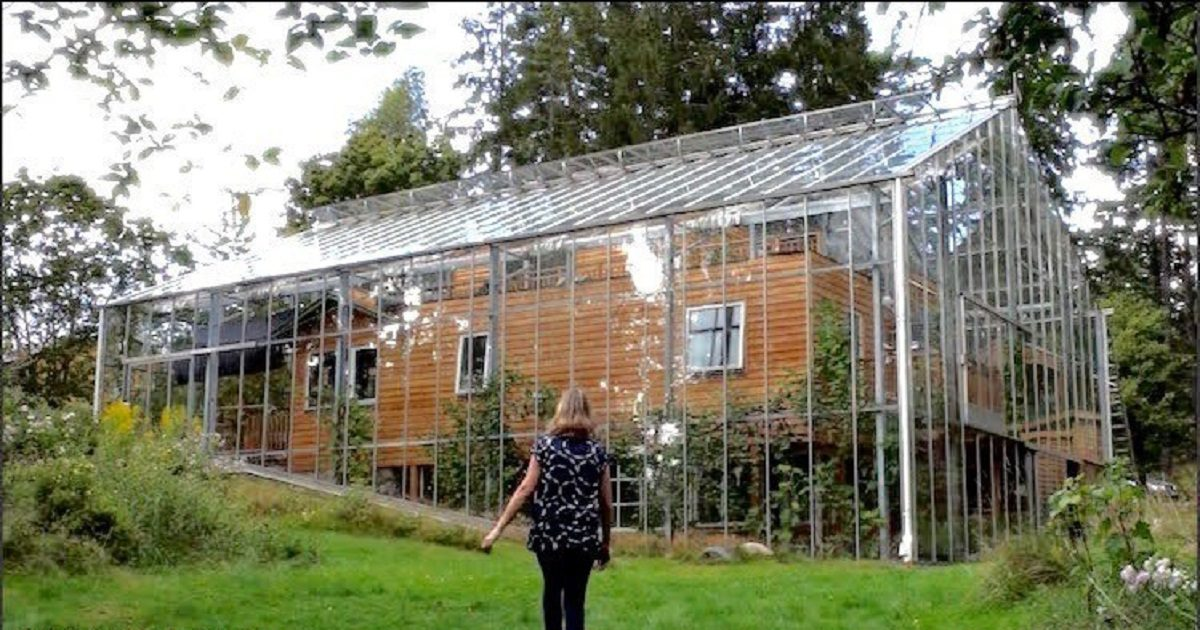 swedish couple greenhouse