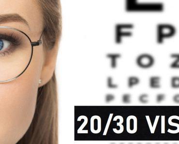 20/30 vision