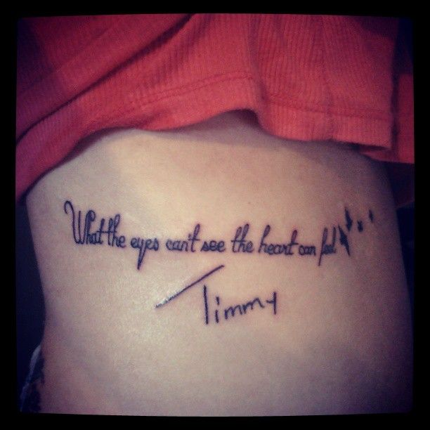 sibling tattoos