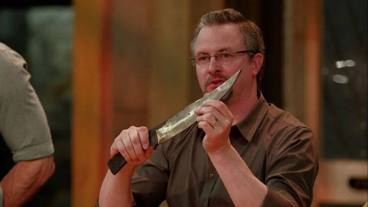forged in fire judges